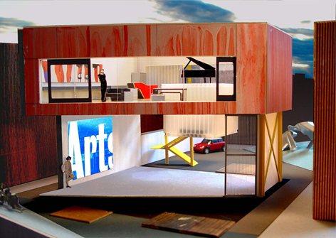 Workshop House