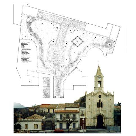 Sistemazione dell'area circostante il complesso della Cisternazza di Pisano