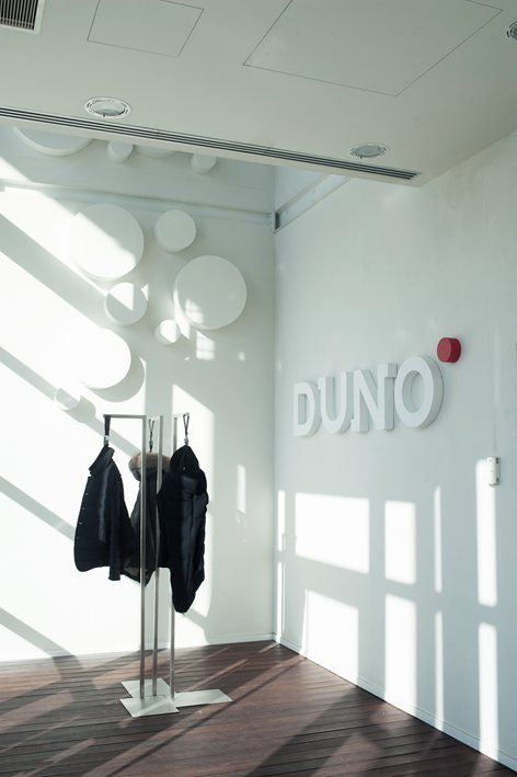 DUNO showroom