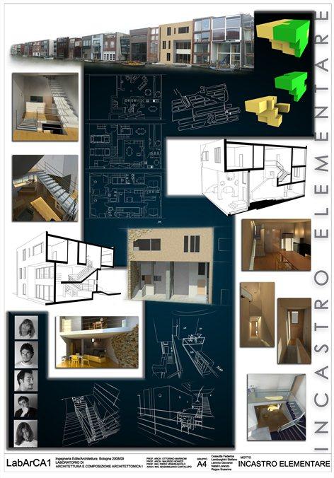 Composizione Architettonica I