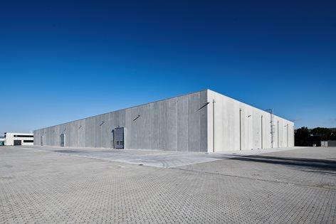 Zignago Vetro Spa - Edificio Industriale