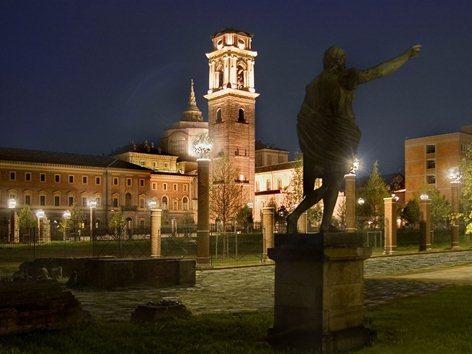 Parco archeologico della Porta Palatina