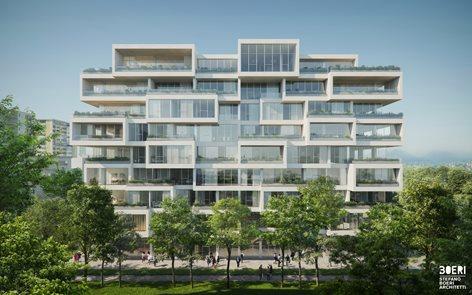 New residential building Rruga Ibrahim Rugova