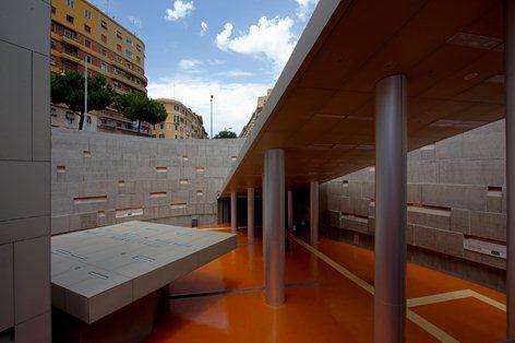 Metro Linea B1_Stazione Annibaliano
