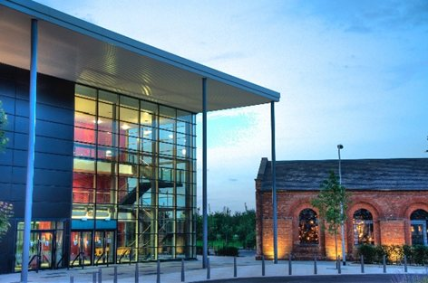 The Roundhouse  Derby College | Christopher Radcliffe