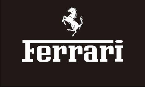 Graphic design and exhibit graphic design. Ferrari Maranello. Bettini design