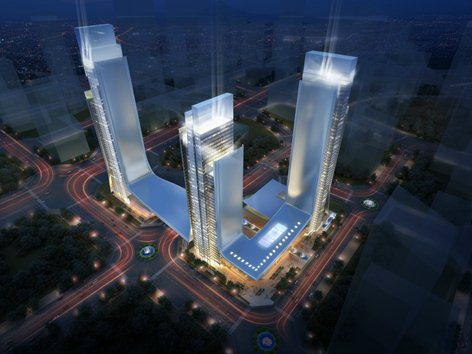 Beijing Feng Tai_Architecture