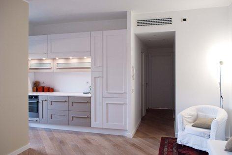Ristrutturazione residenza privata   mq. 80   Roma   Eur Torrino   2014