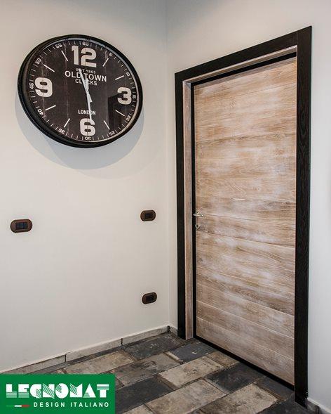 Porte su misura in rovere stile fienile - Barn Door