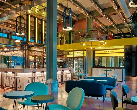 The Commons restaurant & bar