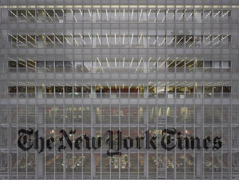 New York TimesHeadquarter