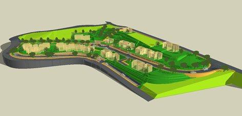 Intervento residenziale in Mombello Monferrato (AL)