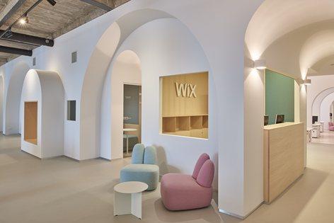WIX.COM third office in Vilnius