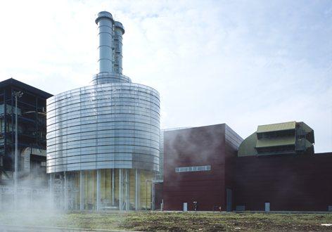 Renovation of the Priolo Gargallo Enel Power Station