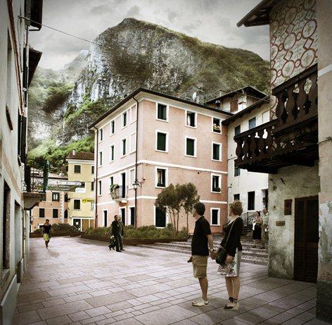 Riqualificazione del centro storico di Valstagna (VI)