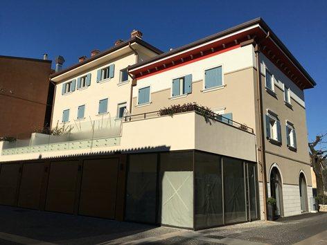Ristrutturazione edilizia di un edificio storico