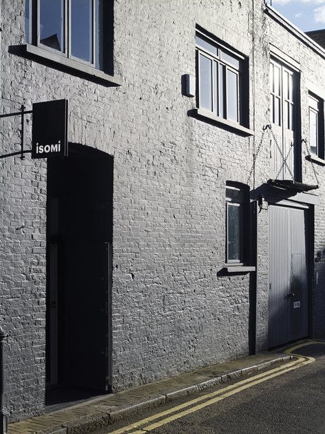 Isomi Showroom in Clerkenwell
