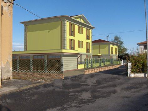 Progetto Condominio e Bi-Familiare