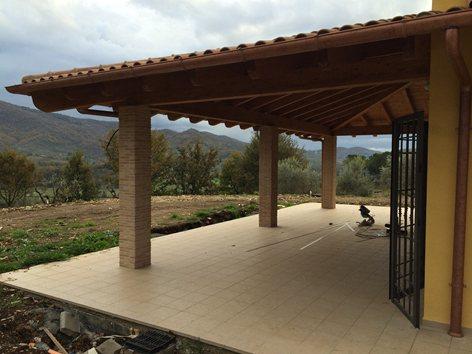 Villa unifamiliare in bioedilizia - Castel Madama
