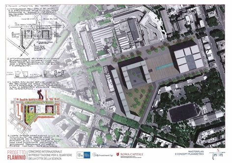 """Concorso Internazionale di Progettazione per il """"Quartiere della Città Della Scienza"""""""