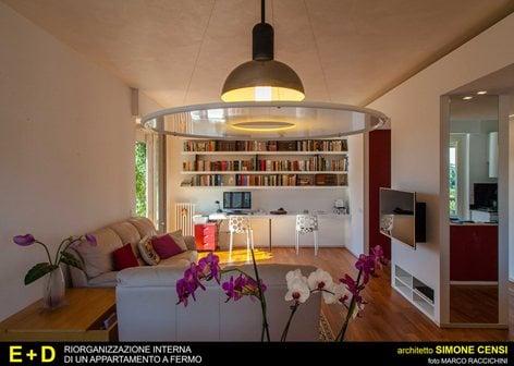 E+D. Reuse of an apartment