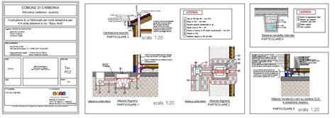 Costruzione di un fabbricato per civile abitazione per N. 4 unità abitative in loc. Bacu Abis
