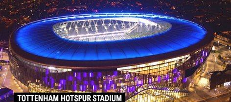 Tottenham Hotspur Stadium Todor Rachev