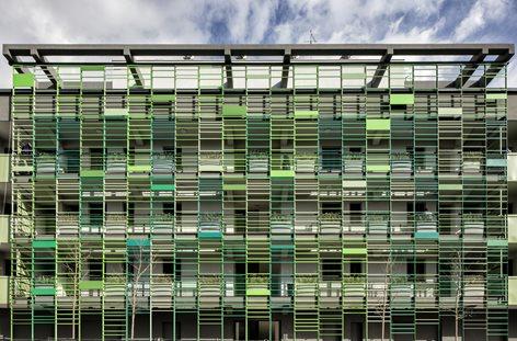 HOUSING SOCIALE IN VIA BEMBO | ALLOGGI BIOCLIMATICI