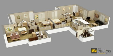 Best 3d Walkthrough And Floor Plan Design Outsourcing Company India 3d Character Animation