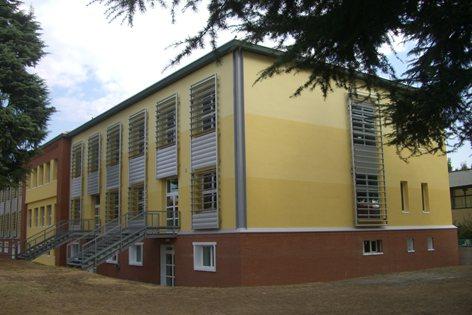 Riqualificazione energetica della scuola elementare di via Dante