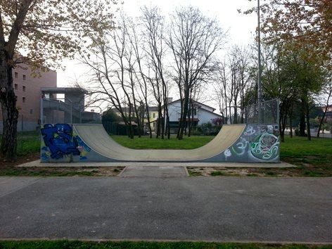 Pista da skateboard