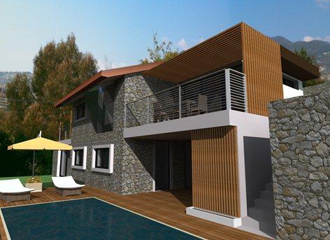 Casa Mariella - concept e progetto