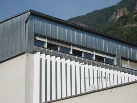 Ristrutturazione istituto tecnico Anich