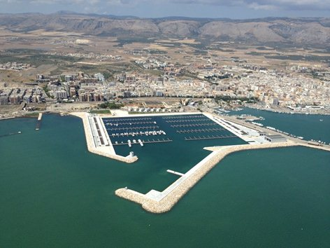 Porto turistico Marina del Gargano
