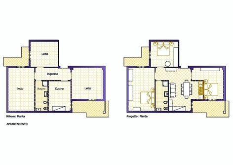 1995 - Ristrutturazione Appartamento
