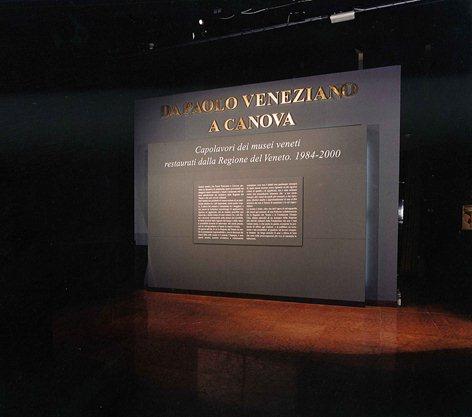 Da Paolo Veneziano a Canova