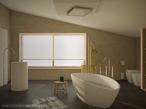 bathroom - render