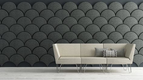 Ginkgo Acoustic Panel Stone Designs