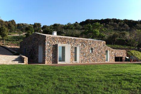 Seaside single house