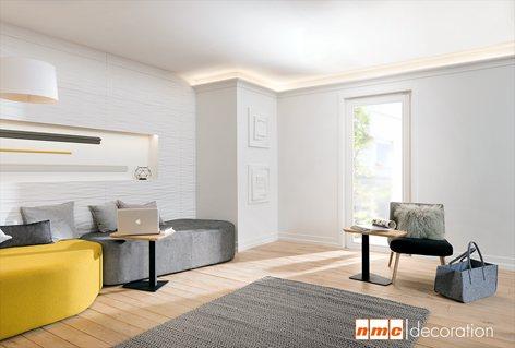 Living Room Lighting Solutions Noël Marquet Design