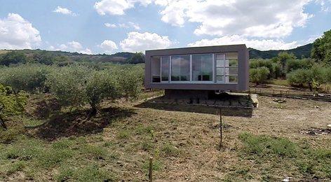 Casa di campagna in località Spogliamonaco