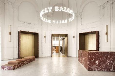 Bally Milan Showroom