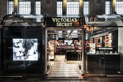bbf17c7d1 Victoria's Secret Store - Milano Stazione Centrale   Stefano Oppo