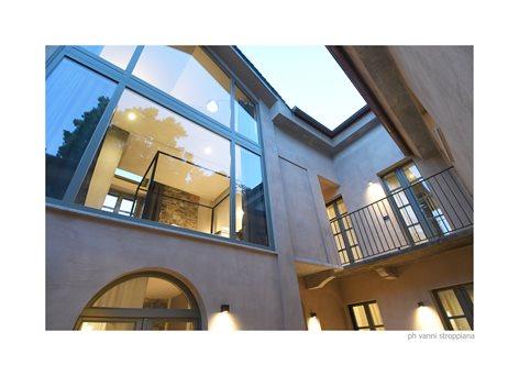 Bifora65 - flats and garden