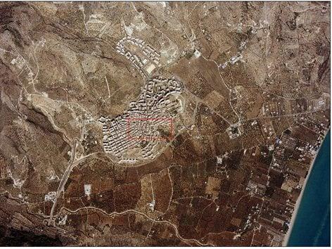 Progetto di recupero gruppo di immobili nel centro storico di Mattinata sul Gargano