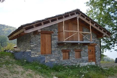 Restauro e risanamento conservativo di fabbricato rurale