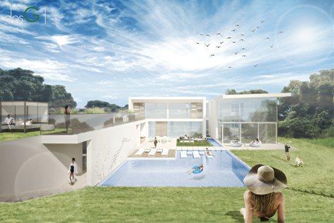 Private Villa Dos G Arquitectos