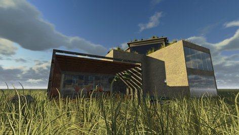 Gr33n house