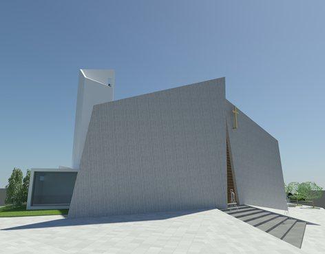 Nuovo complesso parrocchiale della Madonna del Carmine