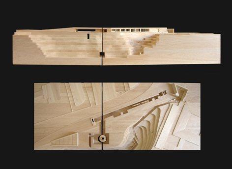 Biennale di Venezia 10^ Mostra Internazionale di Architettura, Città di Pietra